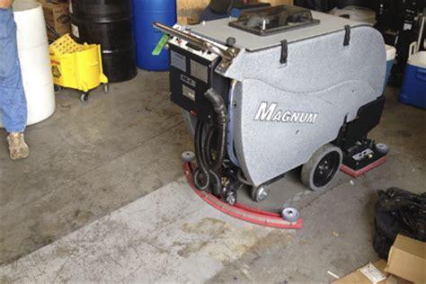 used concrete floor scrubber tomcat floor scrubber carpet vidalondon