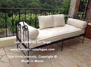 best salon de jardin fer forge design pictures bikeparty With salon de jardin en fer forge marocain