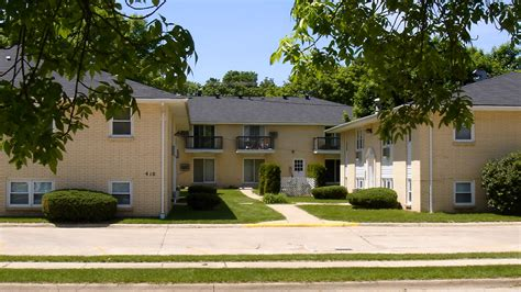 Apartments For Rent On Mason City Iowa's East Side By