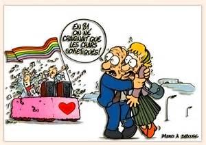 loi sur le mariage pour tous etre contre le mariage fait il de moi un homophobe