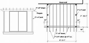 How To Build A Pergola Instructions Pdf Woodworking