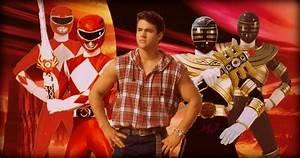 Austin St. John / Red Power Ranger / Gold Ranger by ...
