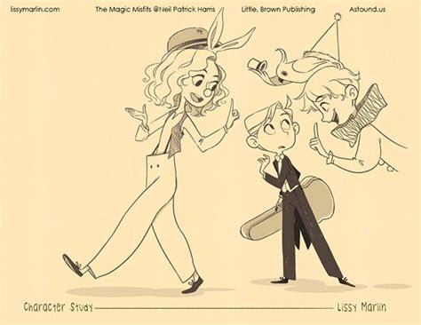 Magic Misfits: Book 1 | Illustrator: Lissy Marlin in 2020 ...