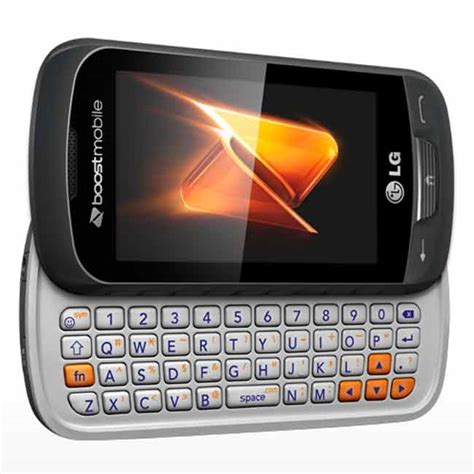 cheap boost phones new lg rumor reflex boost mobile messaging phone cheap