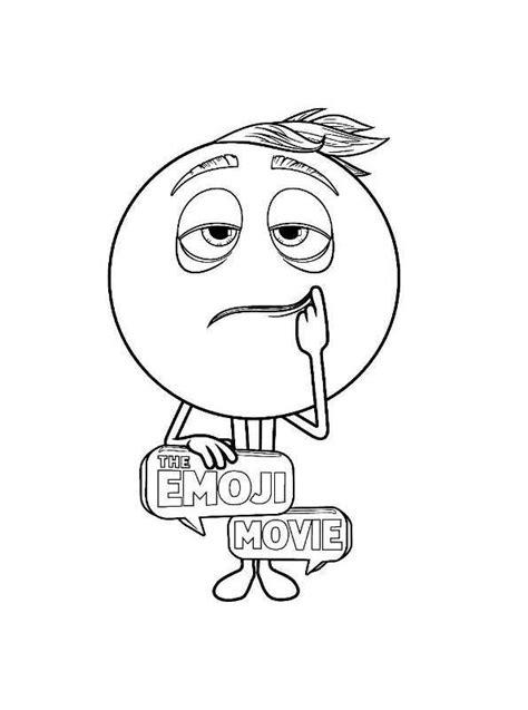 Kleurplaat Emoji Donut by Kleurplaten En Zo 187 Kleurplaat Gene Emoji
