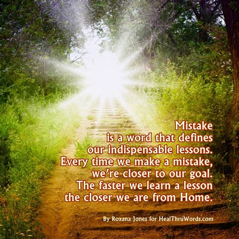inspirational quotes  mistakes quotesgram