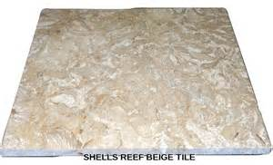 shells reef coquina stone coral stone tiles by a ptrading