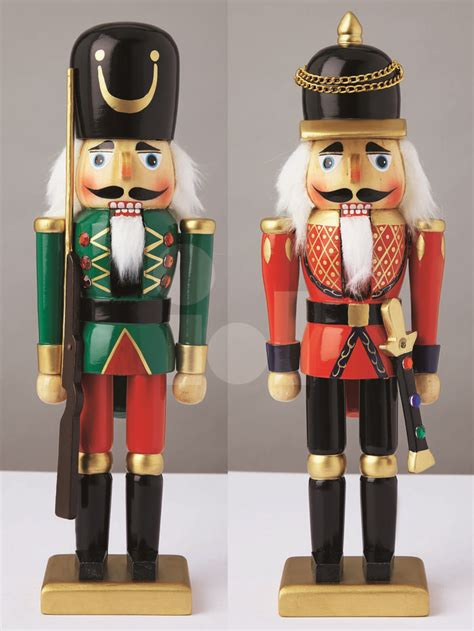 wooden nutcracker soldiers christmas decorations google