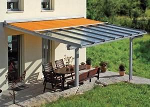 Markise Für Terrasse : glasdach mit integrierter markise versus regen und sonne glasdachkonstruktion glas berdachung ~ Eleganceandgraceweddings.com Haus und Dekorationen