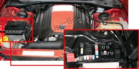 2009 Challenger Fuse Box Diagram Trunk by 2006 Dodge Charger Trunk Fuse Box Diagram Dodge Auto
