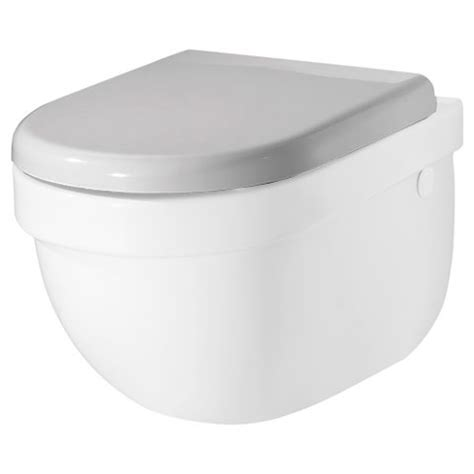 ideal standard washpoint toilet seat white r392201