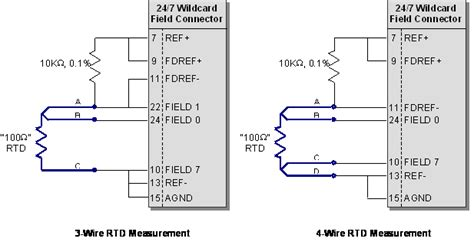 rtd lifier circuit measuring rtds connecting rtd to