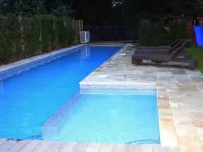 Swimming Lap Pool Designs