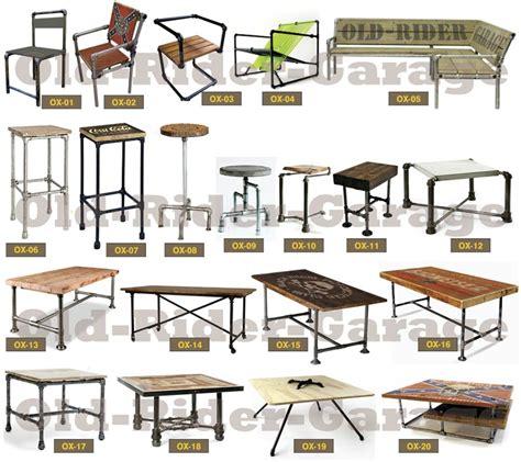 rider garagecom muebles vintage industriales