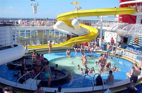 disney cruise pool fun on a disney cruise pinterest