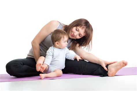 Mam And Baby Yoga
