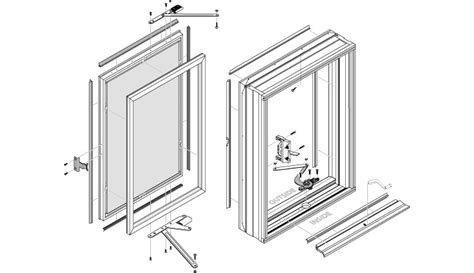 peachtree ariel replacement casement window parts  hardware pwdservice