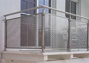 balkongelander gitter kreative ideen fur innendekoration With französischer balkon mit billiger zaun für garten
