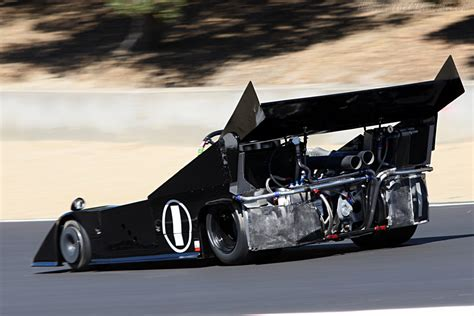 Shadow Mk1 - Chassis: 70-4 - Driver: Dennis Losher - 2007 ...