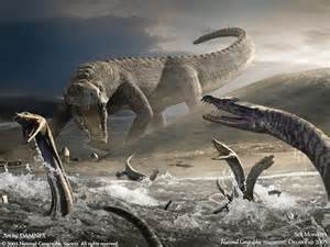 sea monsters 1 creatures