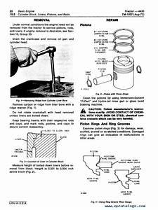 John Deere 4430 Tractor Tm1057 Service Manual Pdf