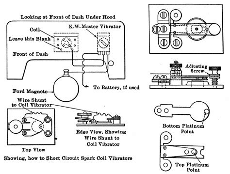 31 Ford Wiring Diagram by Ford What Vehicle Does This Ancient Ignition Coil Fit