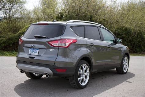 Best Suv 2013 by Best Compact Suv 2013 Ford Escape Suv Rankings 2013