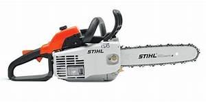 Stihl Ms 192 T Workshop Manual