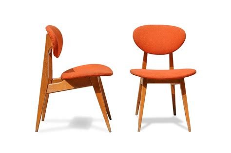 Poltrone Ufficio Anni 70 : Sedie Anni '60 Design Scandinavo