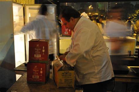 Virada Cultural: sopa de cebola do chef Jacquin aquece a ...