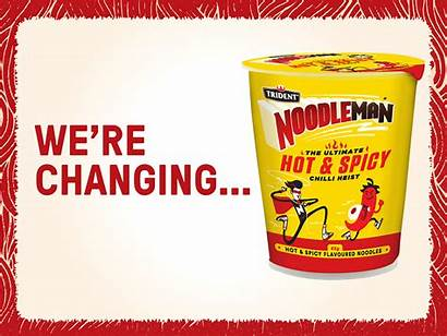 Spicy Cup Noodle Foods Trident Nz