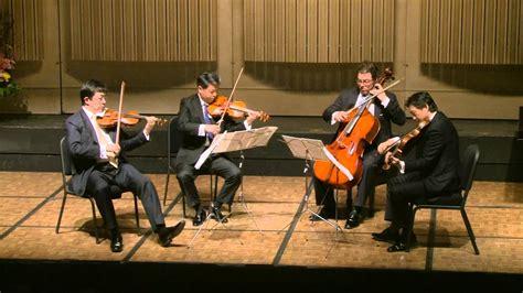 shanghai string quartet dvorak string quartet   flat