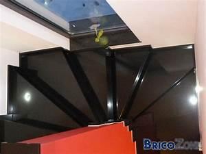 peindre granit escalier granit With peindre un escalier en bois brut 7 relooking dun escalier en granito 50 messages