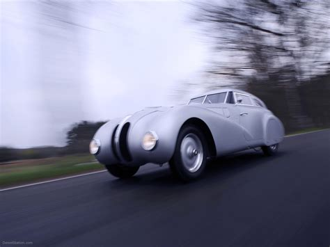 Bmw 328 Kamm Coupe 1940 Mille Miglia Exotic Car Image