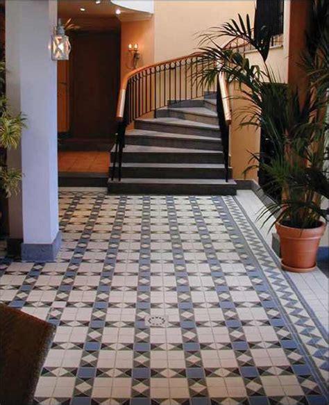 Treppenhaus Fliesen, Für Alte Klassische Hauseingänge