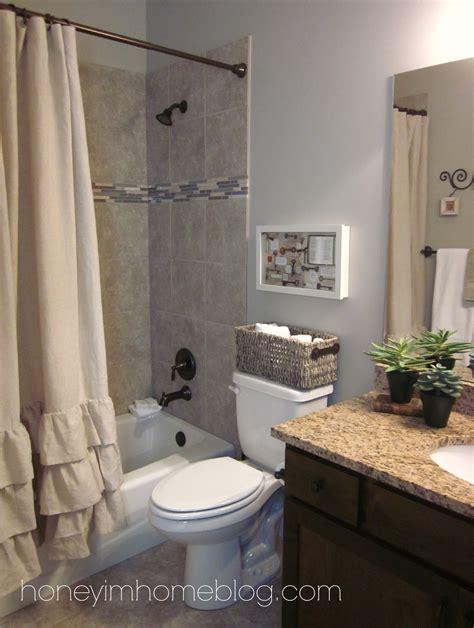 guest bathroom ideas honey i 39 m home wheadon house the guest bathroom