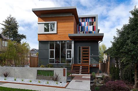 Home Design Vancouver by Cedar Cladding Modern Vancouver Houses Page 2