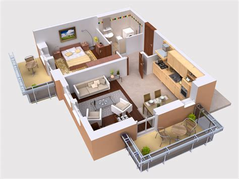 building plans luckydesigners builders 3d floor plan