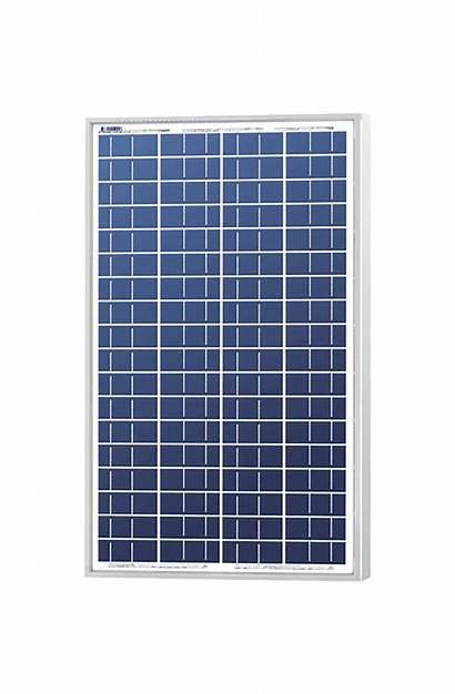 Solar Panel Silver Solarland Volt Poly 24u