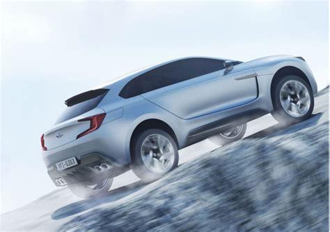 subaru viziv truck subaru viziv concept debuts at the 2013 geneva motor show