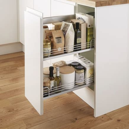 kitchen unit storage solutions pull out base unit kitchen storage solutions howdens 6362