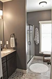 popular small bathroom colors small room decorating With bathroom decor ideas from tub to colors