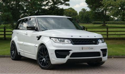 Used Land Rover Range Rover Sport Onyx San Marino 3.0 Sdv6