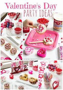 Valentine's Day Party Ideas | I Wash You Dry