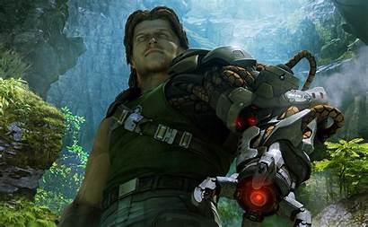 Commando Bionic Games Wallpapers Gaming Desktop Wife