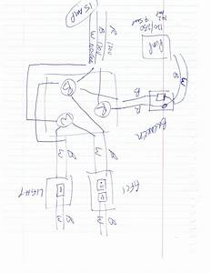 Connecting 120  240 Volt Line To Light  Gfci And Pool Pump Breaker