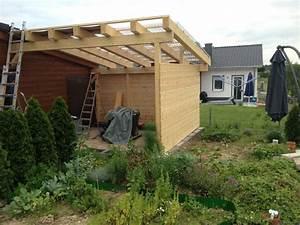 Carport Aus Holz : carport aus holz blockhaus ~ Whattoseeinmadrid.com Haus und Dekorationen