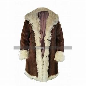 Vin Diesel 3 The Return Of Xander Cage Fur Brown Coat