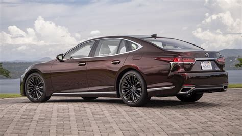 lexus ls 2020 2020 lexus ls gets the inspiration series treatment
