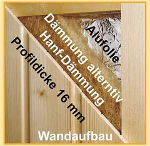 Sauna Selber Bauen Wandaufbau : der aufbau ~ Orissabook.com Haus und Dekorationen